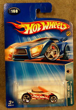 Hot Wheels ~ Track Aces ~ Corvette Stingray Iii ~ White