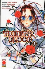 PLANET MANGA TRINITY BLOOD DELUXE VOLUME 3 (SCONTO 15%)