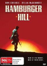 Hamburger Hill NEW R4 DVD
