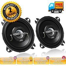 "JVC CS-J420X 10cm 4"" car speakers 2-way coaxial replacement car speaker 210watts"