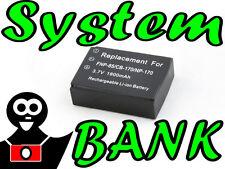 Batteria POTENZIATA NP-85 NP-170 per FUJI FUJIFILM FinePix S1 SL240 SL260 SL280