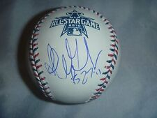 Adrian Gonzalez Dodgers/Padres 2010 All-Star Signed/Auto Baseball   COA