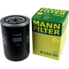 ORIGINAL MANN-FILTER Filtro de Aceite Filtro aceite W 940/69 FILTRO DE ACEITE