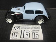 #16 Marv Dewall 1/25th scale Die-Cast donor kit