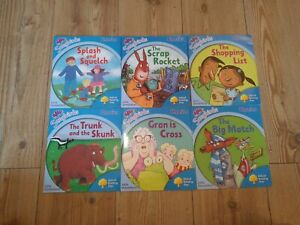 Oxford Reading Tree Songbirds Phonics Julia Donaldson Stage Level 3 (6 Books)