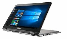 ASUS TP501UAM-YS32T VIVOBOOK FLIP CONVERTIBLE 2 IN 1 LAPTOP 128GB SSD NEW OFFER!