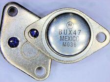 "BUX47 ""Original"" Motorola Transistor 2  pcs"