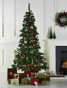 Marks and Spencer 7Ft Evergreen Tree