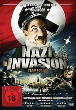 Nazi Invasion: Team Europe-Jack Boots On Whitehall (war comedy) DVD New Original Packaging