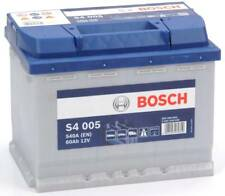 S4 005 Bosch Car Battery 12V 60Ah Type 027 S4005