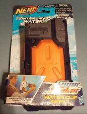Nerf Super Soaker Water Gun Blaster Clip Refill Thunderstorm Tornado Strike 10oz