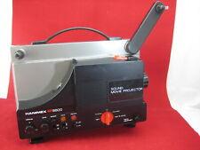 Hanimex SR8600 Super 8 Sound Movie Projector In Working Order*