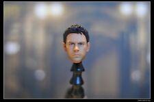 1/6 Custom Chris Redfield Biohazard Resident Evil Head Sculpt For Hot Toys Body