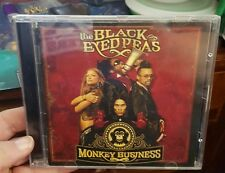 The Black eyed Peas - Monkey Business - MUSIC CD  - FREE POST