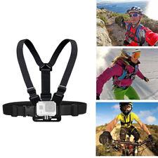 Adjustable Chest Mount Harness Strap Breast Belt for Go Pro HD Hero 4 3+ 3 2 Vn