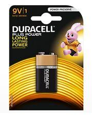 DURACELL MN1604 BLISTER BATTERIA 9V 6LF22/TRANSISTOR E-BLOCK