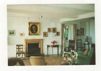 The Drawing Room Rydal Mount Lake District Postcard 480a