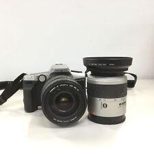 Minolta Dynax 5 35mm SLR w/ 28-80mm f3.5-5.6 & Tamron 28-300mm f3.5-6.3 #454