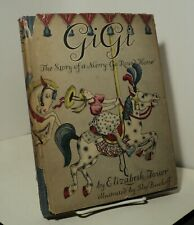 Gigi - The Story of a Merry-Go-Round Horse by Elizabeth Foster - 1943
