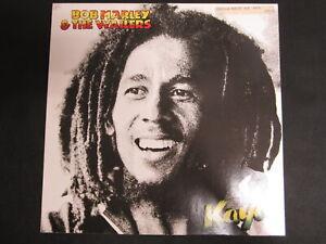LP / Bob Marley & The Wailers – Kaya   / DE  PRESSUNG / RARITÄT /