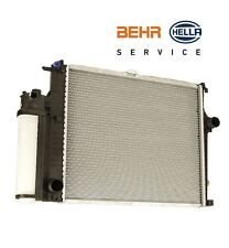 OEm BEHR Radiator with Expansion Coolant water Tank for E34 BMW 1993-1995 525i