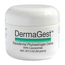 DermaGest Phytoestrogen Body Cream 2 oz. Brand New Sealed