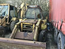 JCB 3C2 Back Actor Backhoe Loader Engine ONLY
