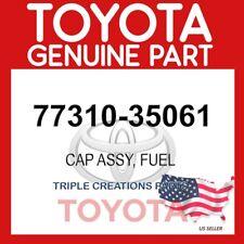 7731035061 GENUINE Toyota CAP ASSY, FUEL 77310-35061 OEM