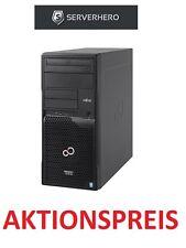 """Fujitsu Primergy TX1310 M1 E3-1226v3 XEON 4GB DVD 2x500GB 3,5"""" 4LFF Tower Server"""