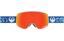 NEW Dragon NFX2 Goggles-Danny Davis-Red+Yellow Red Lenses-SAME DAY SHIPPING!