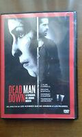 Como nuevo - DVD de la película  DEAD MAN DOWN - LA VENGANZA DEL HOMBRE MUERTO