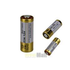23A 12V Alkaline Batteries 23AE MS21 A23 V23GA VR22 MN21 New