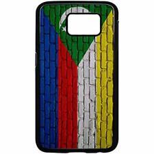 Samsung Galaxy Case with Flag of Comoros (Comorian) Options
