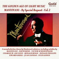 The Golden Age of Light Music: Mantovani - By Special Request - Volume 2 [CD]