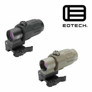 EOTech G33 Magnifier Verstärker 3x inkl. STS Montage Black oder TAN
