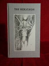 The Hekataeon - Ixaxaar - Jack Grayle - First Edition - Limited To 850 - Unread