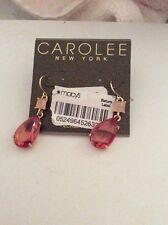 Drop Earrings #397 $38 Carolee Double