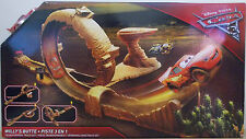 Disney Pixar Cars 3 ~ Willy's Butte Transforming Track Set