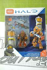 Mega Construx Halo Rocket Boost Power Pack SEALED COMPLETE FVK10 BLOKS LEGO