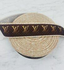 New ListingFashion Designer Inspired Grosgrain Ribbon 1.5� Grosgrain Ribbon 2 Yards