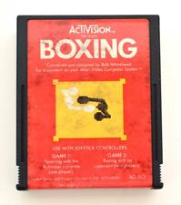 Ativision video games - Boxing
