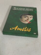 Amelie (Dvd, 2002, 2-Disc Set, Special Edition). Brand New. Sealed.