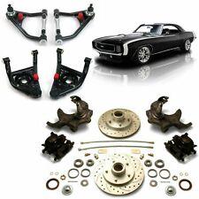 1967 1968 1969 camaro firebird disc brake conversion tubular a arms control arm