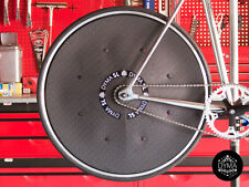 DYMA SL Track Time Trial Disc Cover Polo Fixie Fixed Road Bike Wheel Enclosed TT
