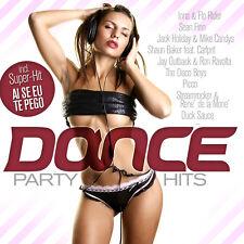 CD Dance Party Hits von Various Artists 2CDs incl Superhit Ai Se Eu Te Pego