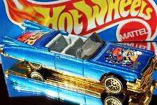 1998 Hot Wheels Motorin' Music 1959 Cadillac Eldorado