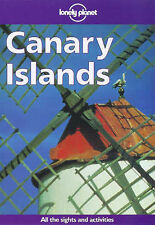 """VERY GOOD"" Simonis, Damien, Lonely Planet : Canary Islands, Book"