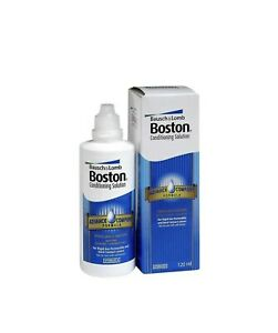 Boston Conditioning Solution Contact Lens 120ml Hard RGP Lenses EXP 11/2023 NEW