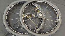 "Mavic crossmax pro mountain bike bicycle disc 6 bolt wheelset 29"" boost  WTS new"