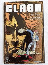 Clash #1 (1991, Dc) First Printing UnRead Nm
